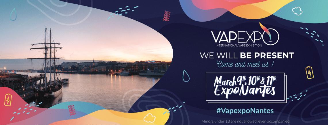 Vapexpo Bordeaux 2019 UK